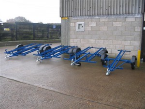 Buggy Trailers